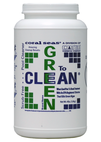 Green to Clean 4#