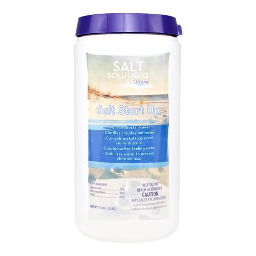 Ultima Salt Solutions Salt Start Up