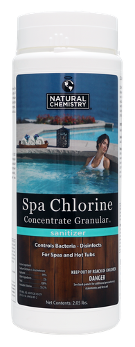 2.05LB SPA GRANULAR CHLORINE CONCENTRATE
