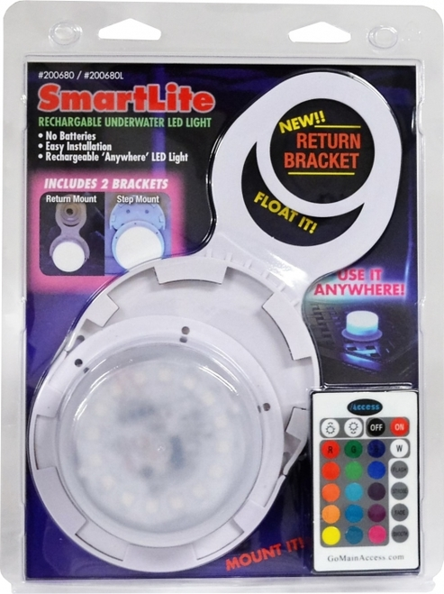 SMART LITE COLOR LED W/ REMOTE